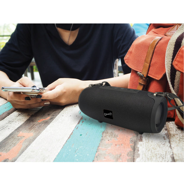 Portable Bluetooth Speaker with True Wireless Technology