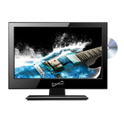 "13.3"" Widescreen LED HDTV with DVD"