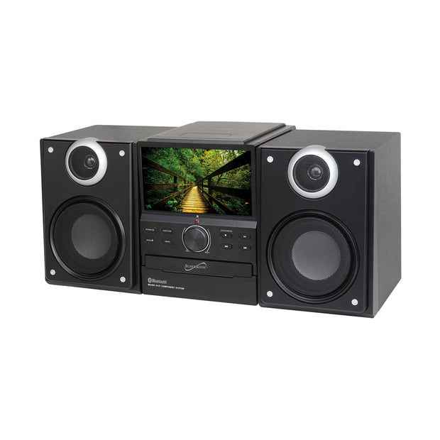 Hi-Fi Audio Micro System with Bluetooth®, DVD Player & TV Tuner