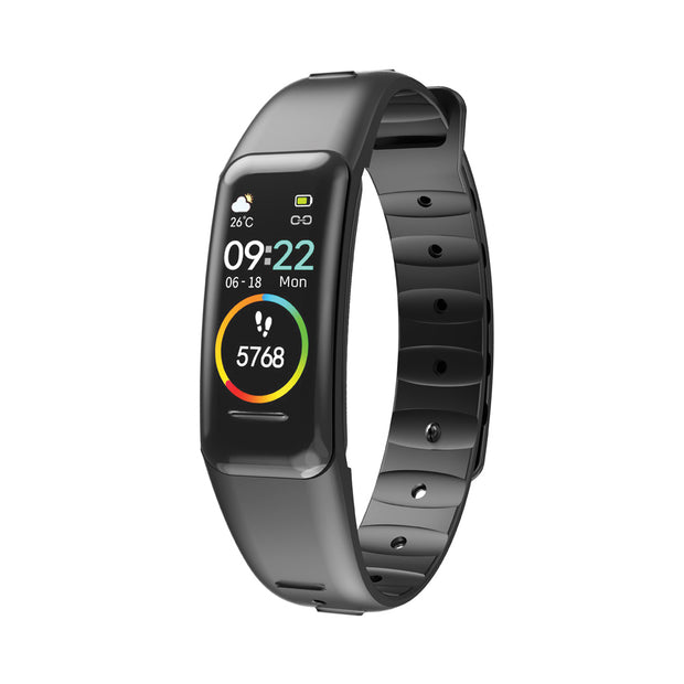 Heart Rate, Blood Pressure & Blood Oxygen Fitness Band