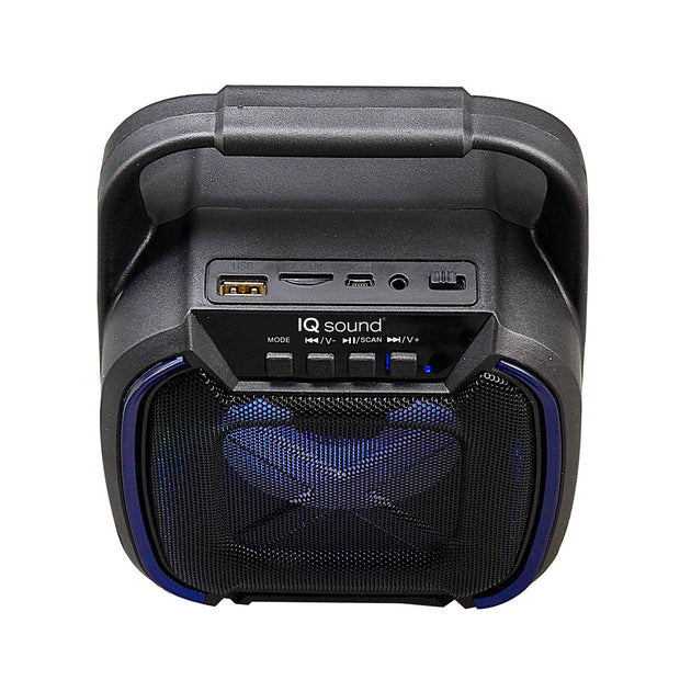 "4"" Portable Bluetooth Speaker"