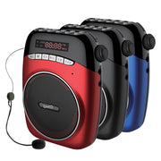 Portable PA System with USB and Micro SD Card Slot