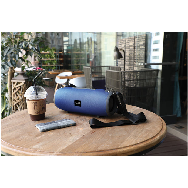 Portable Bluetooth® Speaker With True Wireless Technology