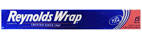Reynolds Wrap Standard Aluminum Foil Roll 15 sq ft