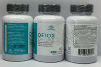 Detox Promotes detoxification of the skin liver bowels kidneys lungs Pack of 3