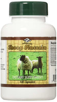 Nu-Health Sheep Placenta Complex 100 Capsules Dietary Supplement Pack of 12. USA