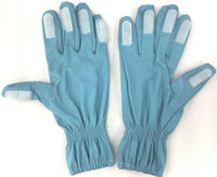 Magic Bristle Cleaning Gloves by TRM Magic Bristle Cleaning Gloves one Pair