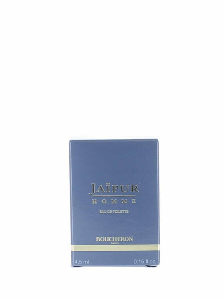 Boucheron Jaipur Homme Eau de Toilette Men EDT .15 fl oz / 4,5 ml Mini