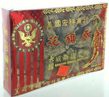 American Wisconsin Ginseng Original Root Short 8-Year Large 美國威州花旗參原枝短大粗參 4OZ
