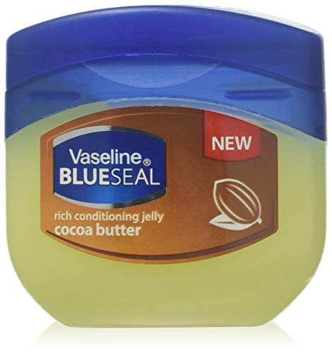Vaseline Cocoa Butter Petroleum Jelly 1.75 oz (Pack of 2)