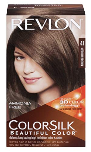 Revlon Colorsilk #41 Medium Brown (2 Pack)