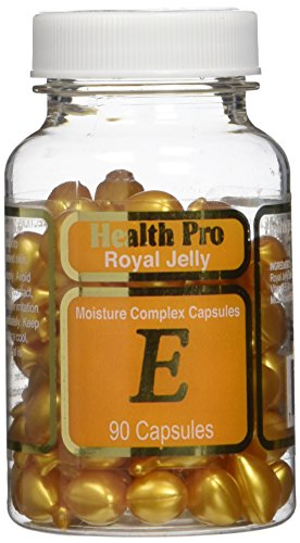 Vitamin E Skin Oil Royal Jelly, 90 Softgels