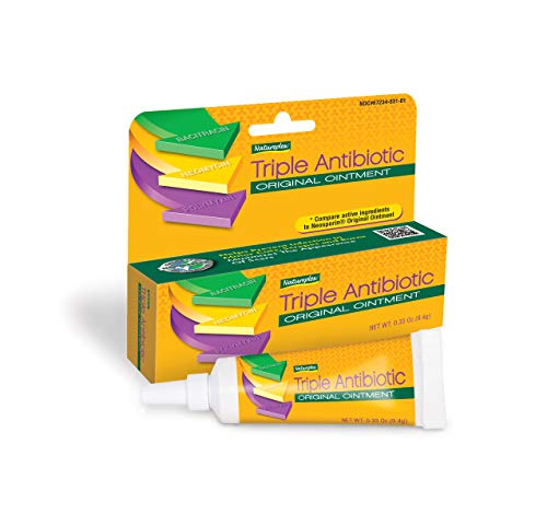 Natureplex Triple Antibiotic Original Ointment 0.33 Ounce Tube