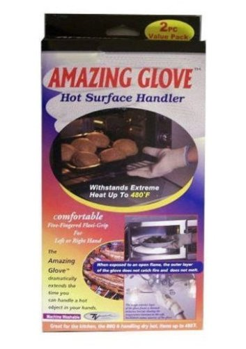 Amazing Glove Hot Surface Handler (2 in a Pack)