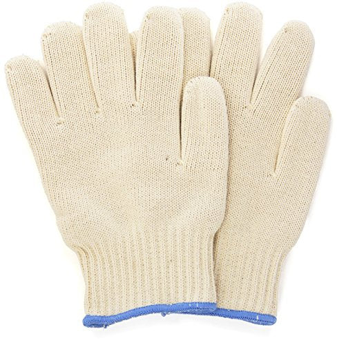 Handy Trends Model 00770 Oven Gloves, One size, Off White