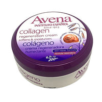 Avena Instituto Espanol Collagen Regeneration Cream 6.7 Oz by Avena Instituto Espanol