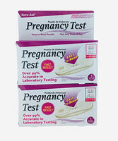 Sure-Aid One Step Pregnancy Test - Over 99% Accurate - Simple One Step, Easy to Read Results, Test Any Time of the Day (2 Pack/2 Count)