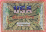 American Wisconsin Ginseng Root Long Thin 3-5 Year 美國花旗長尾參 (2.7Oz.) Free US Ship