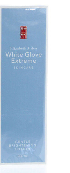 Elizabeth Arden White Glove Extreme Gentle Brightening Lotion 200 ml by Arden.