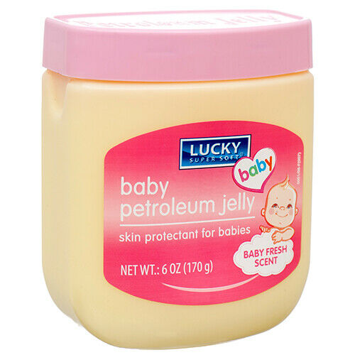 My Fair Baby Petroleum Jelly, Baby Scent, Pink, 6 Oz