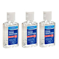 3 Pack Hand Sanitizer Moisturizes Hands Kills Germs 70% 2 fl oz 59mL