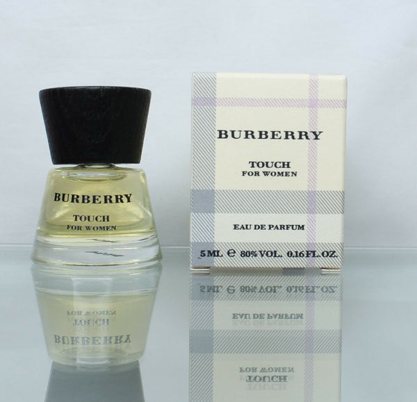 BURBERRY TOUCH FOR WOMEN by Burberry EAU DE PARFUM 0.16 OZ 5 ML MINI for WOMEN