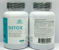Detox Promotes detoxification of the skin liver bowels kidneys lungs Pack of 2