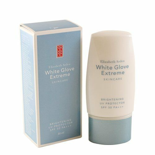 Elizabeth Arden White Glove Extreme Brightening UV Protector SPF50 2 Pack, 30ML