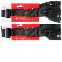 2 of NuValu Waist Bag With 3 Zipped Pockets Belt Bag & Fanny Pack