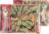 American Wisconsin Ginseng Root Short Thin 5-Year 美國威州花旗參短枝參 4 Oz X2 Total 8 Oz.