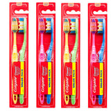 COLGATE TOOTHBRUSH CLASSIC SOFT 4x2 PC total 8 TOOTHBRUSH
