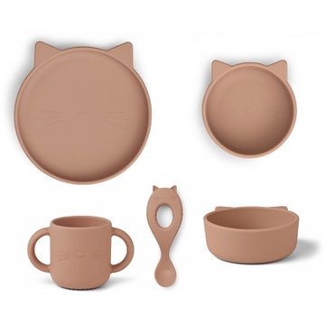 Vivi silicone set - Rose