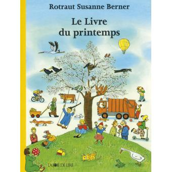 Le grand livre du printemps