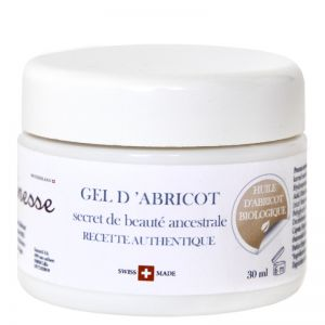 Gel d'abricot naturel - 30 ml