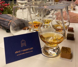Whisky & Chocolate Pairing