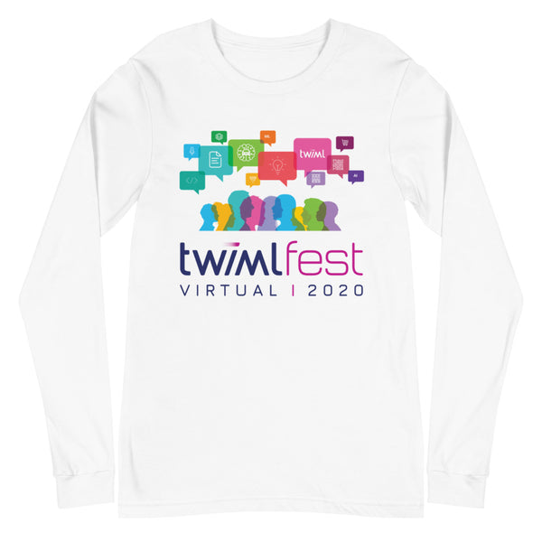 TWIMLfest Long Sleeve Tee