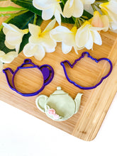 Load image into Gallery viewer, Tea Pot cookie & fondant cutter