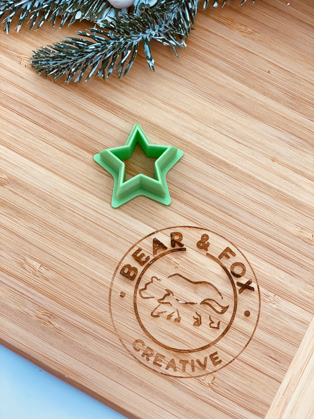 Star (Small - For Grinch Christmas Tree)