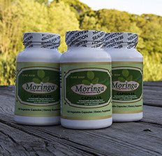 Buy 2 Moringa Capsules and get 1 Free!