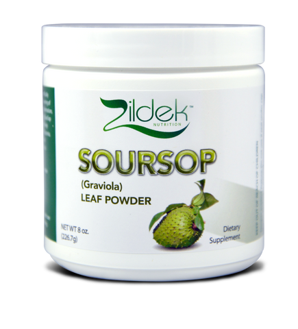 Soursop (Graviola) Powder