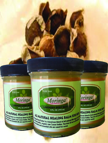 Buy 3 Moringa healing Balm for skin