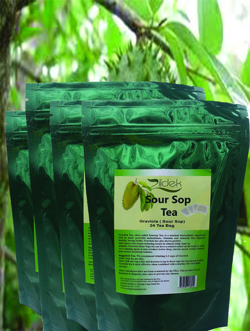 Graviola (Sour Sop)Tea -Buy 3 and Get 1/2 off the 4th Tea