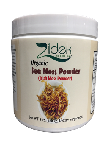 Irish Moss (Sea Moss) Powder