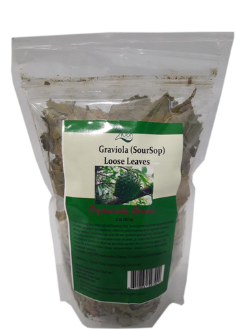 Graviola (SourSop) Loose Leaves Tea  2oz