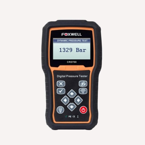 CRD700 커먼레일 압력 테스터 Common Rail Pressure Tester Foxwell Tech