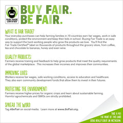 BE FAIR Info Card