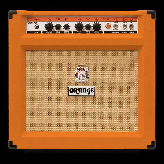 Orange TH30C 30W, 2 Channel Tube Guitar Combo