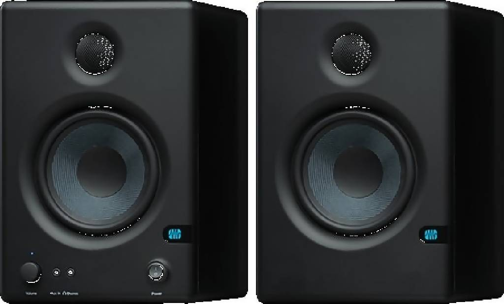 PreSonus Eris E4.5 2-Way Active Studio Monitors: Accuracy Defined