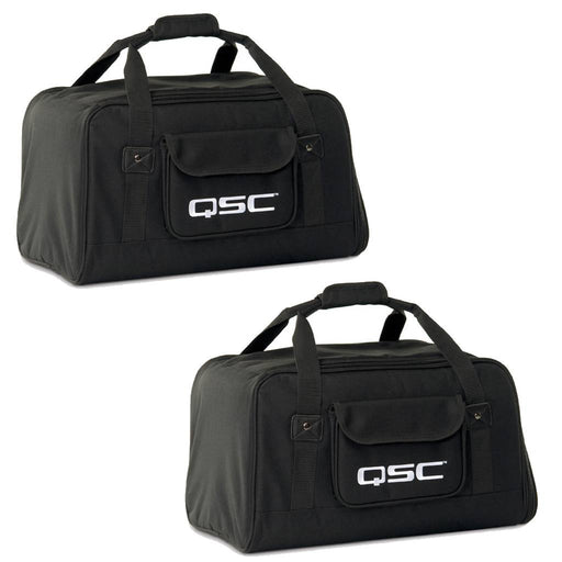 QSC K8 Tote Speaker Cover/Bag (PAIR) - Ships FREE Lower 48 States!