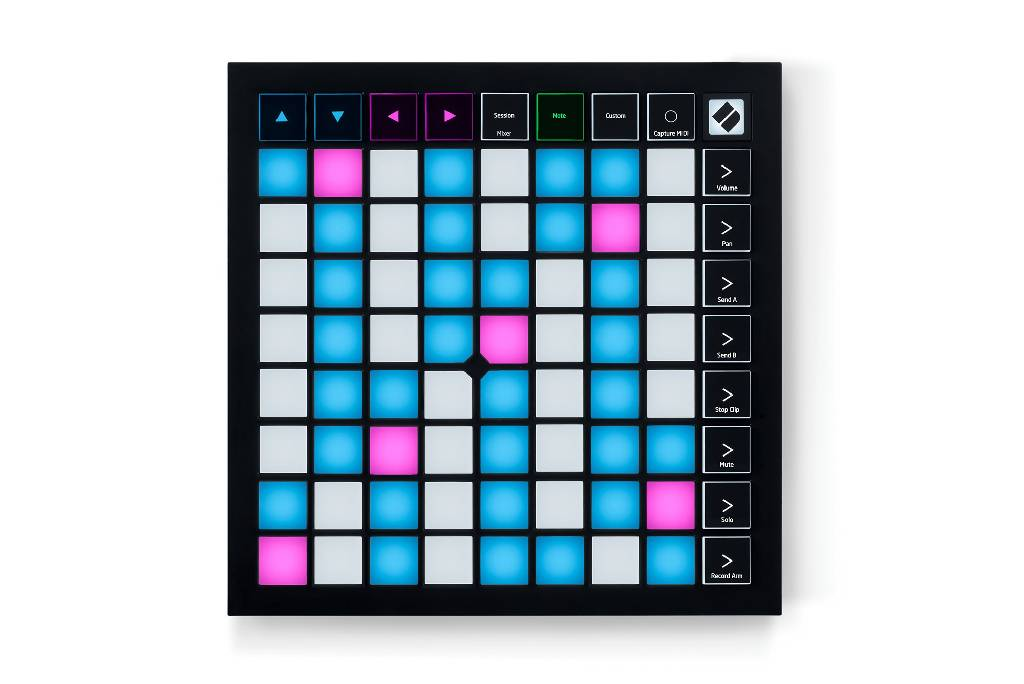 Novation Launchpad X Performance Midi Controller for Ableton Live, Logic and more!
